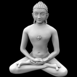 01.jpg Download STL file Siddhārtha Gautama • Model to 3D print, CADEN