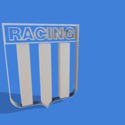 Archivos 3D Racing Club Cookie Cutter , Gerardolp