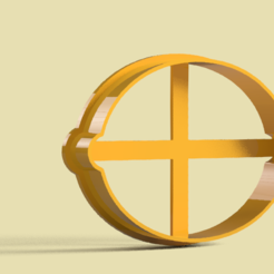 Download 3D printer model LIMON COOKIE CUTTER, Gerardolp