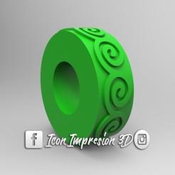 Download 3D printing files Sello Rodillo , Gerardolp