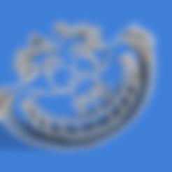 sonriente.stl Download STL file Smiling Alicia cookie cutter • 3D print object, Geralp