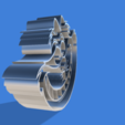 cara de sonriente v2.png Download STL file Smiling Alicia cookie cutter • 3D print object, Geralp