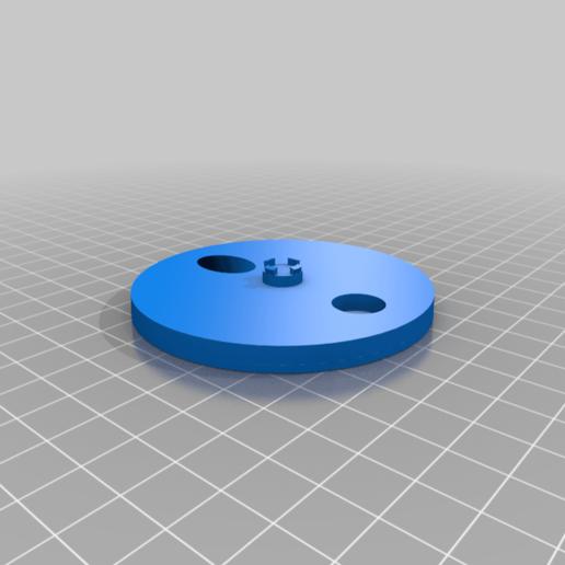 DynaTrash_v2_Lid.png Download free STL file Dyna-Trash v2 Wide mouth mason Jar abv storage • Template to 3D print, PM_ME_YOUR_VALUE