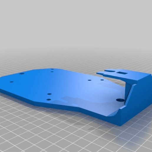 Télécharger fichier STL gratuit Adaptateur de montage VESA pour les moniteurs Dell S2218, S2318, S2319, S2418, S2419, S2718, S2719 • Plan imprimable en 3D, PM_ME_YOUR_VALUE