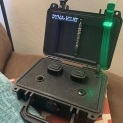Télécharger fichier STL gratuit Dyna-Heat v4 1120 Pélican Case Induction Heater • Objet imprimable en 3D, PM_ME_YOUR_VALUE