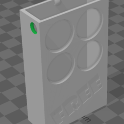 coque_free_delta.PNG Download free STL file hull protection freebox delta • 3D printing object, YannickLedein