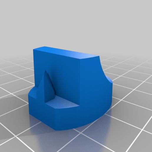 "Download free 3D printer designs Hummingbird Robotics ""Punchdown"" Tool, jumekubo"
