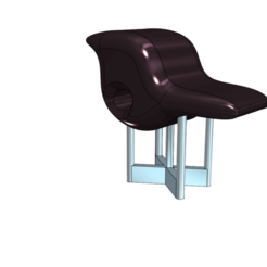 Download free STL files chair #POLYMAKERCHALLENGE, francis60220