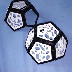 Objet 3D lustre superbe, francis60220