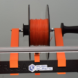 Download free 3D printing designs Prusa i3 Center Spool Holder, hanselcj