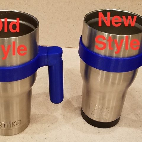 Download free 3D printer files New Style RTIC 30oz Tumbler Handle, hanselcj