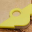 Download free 3D printing files Corner Radius Router Template, hanselcj