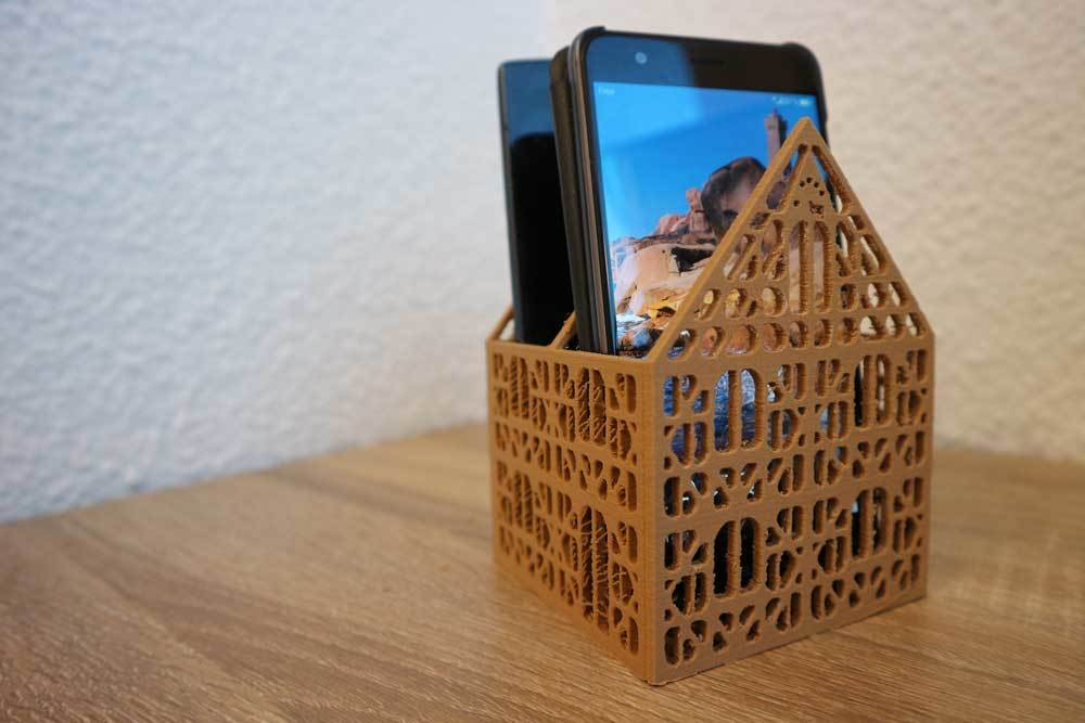 range-téléphone.jpg Download free STL file Box Ossature House Alsatian • 3D printer object, Xertos-3d