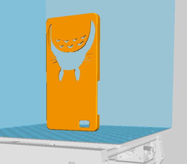 P8 lite.png Download free STL file Hull huawei p8 lite Totoro • 3D printer model, Xertos-3d