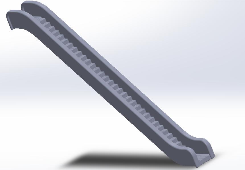 Escalator-train-3d-2.PNG Download free STL file Escalator • 3D printer design, Xertos-3d