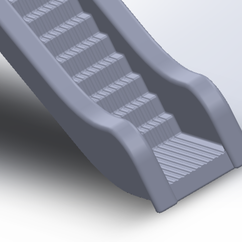 Escalator-train-3dPNG.PNG Download free STL file Escalator • 3D printer design, Xertos-3d