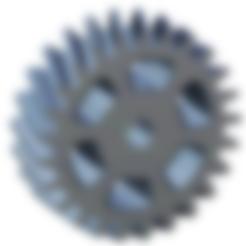 Télécharger fichier 3D gratuit Engrenage hélicoïdal, O3D