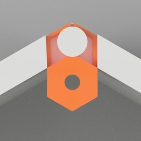 a868b3abdec1dbc5c1b7d48c21f269e3_preview_featured.jpg Download free STL file Modular Hex Drawers • Design to 3D print, O3D