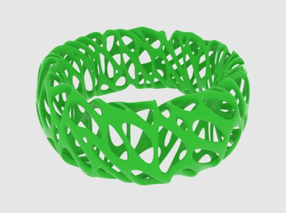 Capture d'écran 2017-09-21 à 16.38.39.png Télécharger fichier STL gratuit Voronoi Bracelet 2 • Modèle pour impression 3D, O3D
