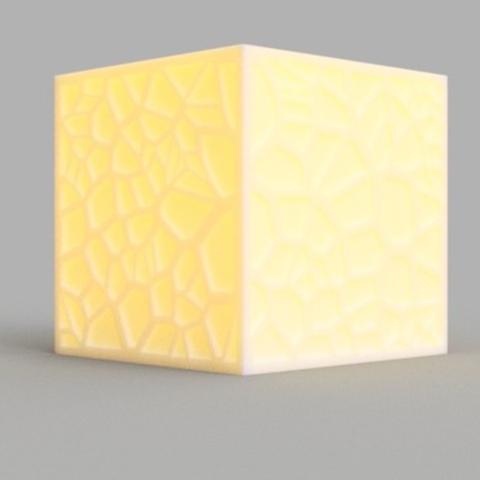 Capture d'écran 2017-09-21 à 15.35.32.png Télécharger fichier STL gratuit Voronoi Tea Light Shade • Modèle à imprimer en 3D, O3D