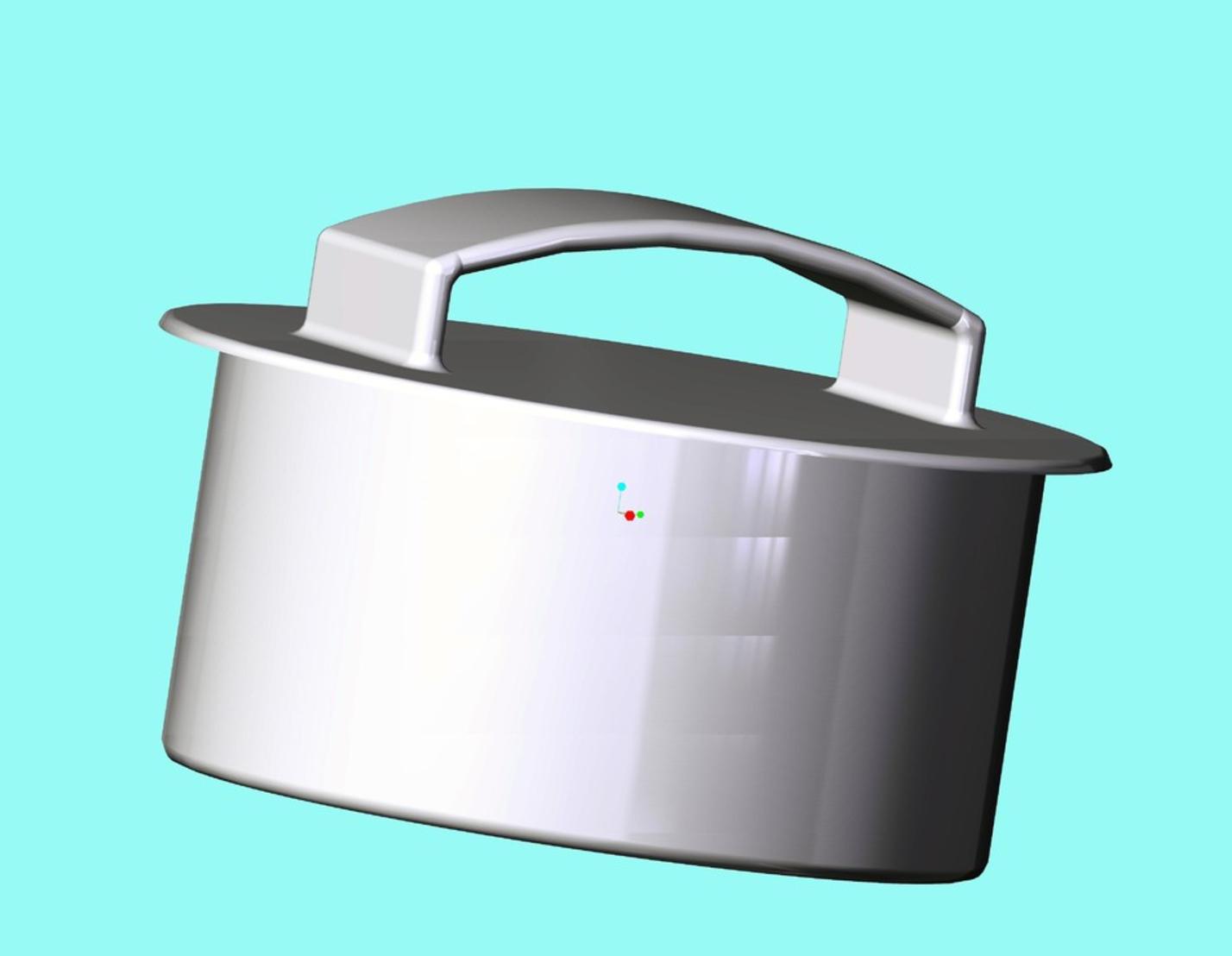Capture d'écran 2017-09-21 à 14.44.20.png Download free STL file Burger Press • 3D printing template, O3D