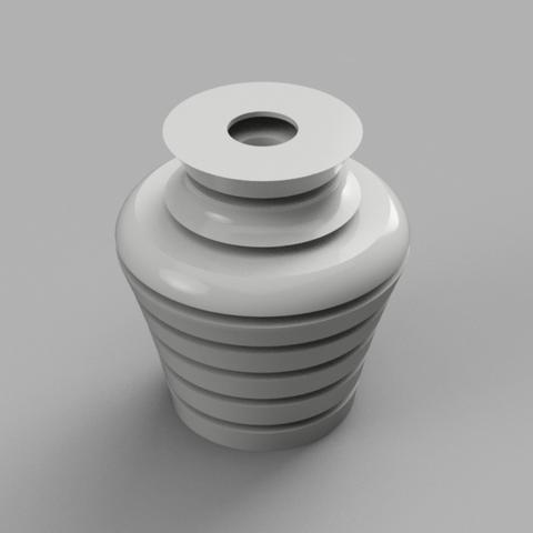Capture d'écran 2017-09-21 à 17.04.33.png Download free STL file Vase in a Vase • 3D printer design, O3D