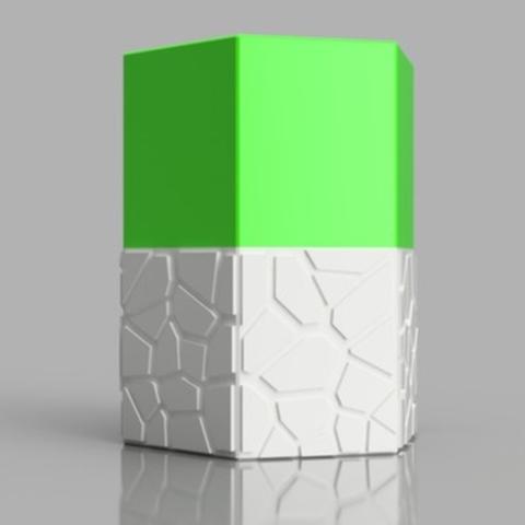 Capture d'écran 2017-09-21 à 17.56.29.png Download STL file Self-Watering Planter 2 • 3D printing template, O3D
