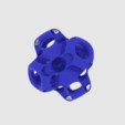Free 3D printer files Cubic Gyroid, O3D