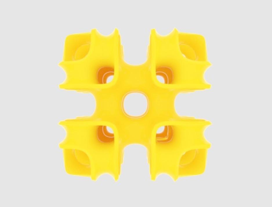 Capture d'écran 2017-09-21 à 16.23.45.png Download free STL file Cubic Lattice • 3D printable design, O3D