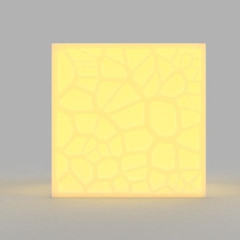 Capture d'écran 2017-09-21 à 15.35.42.png Télécharger fichier STL gratuit Voronoi Tea Light Shade • Modèle à imprimer en 3D, O3D