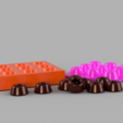 Free 3D print files Chocolate Mold, O3D
