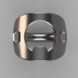 Free STL Bottle Opener Ring, O3D