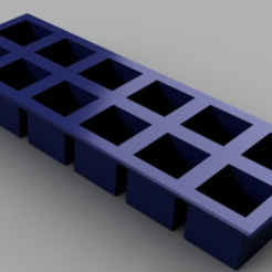 Free The Perfect Ice Cube Tray 3D model, O3D