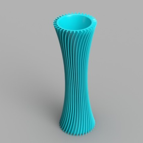 Capture d'écran 2017-09-21 à 15.38.46.png Download STL file Spiral Vase • 3D print template, O3D