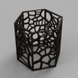 Download free 3D printing models Modular Wine Rack, O3D