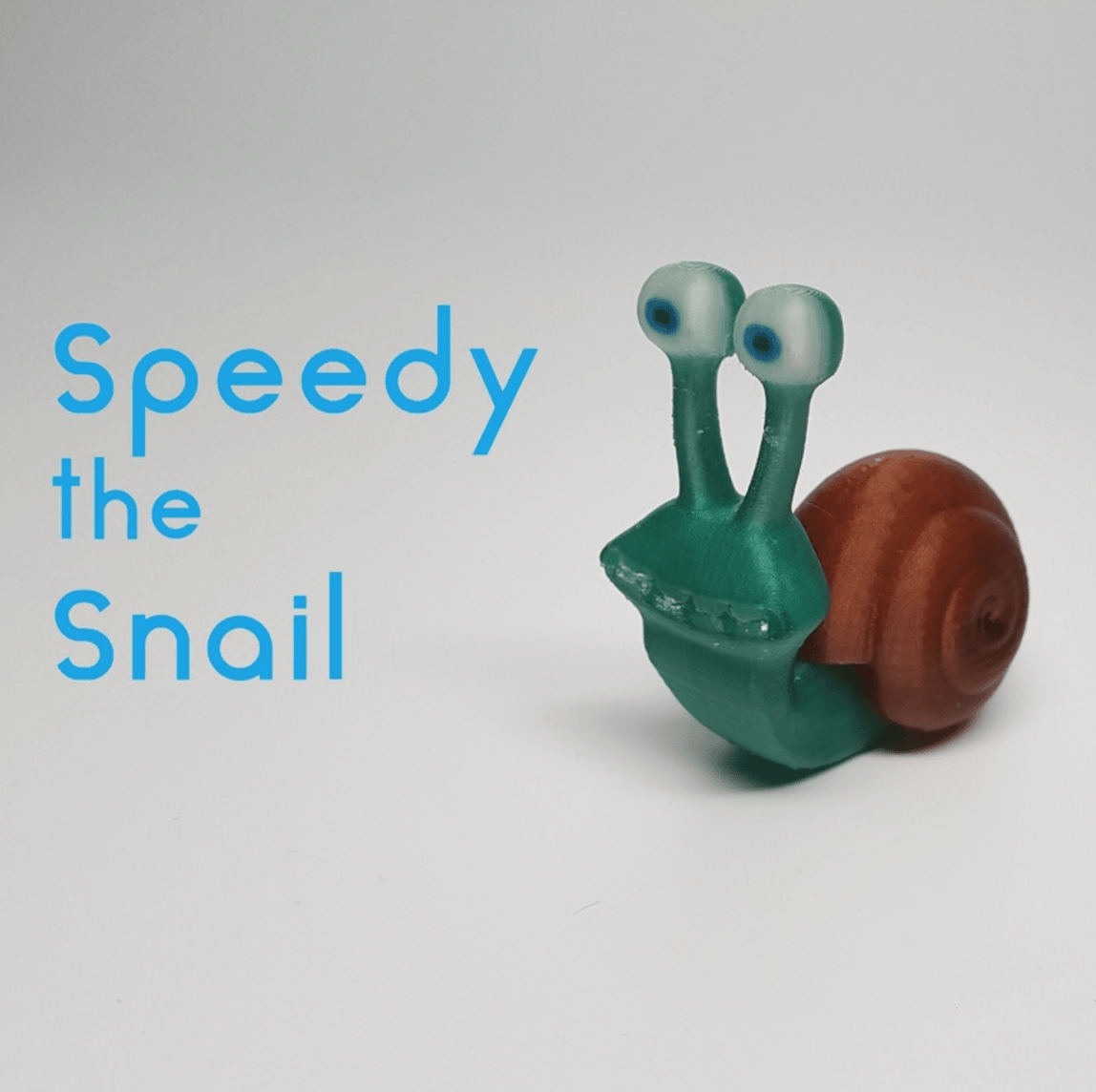 Capture d'écran 2018-04-13 à 14.03.27.png Download free OBJ file Speedy the Snail • 3D printer design, O3D