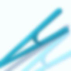 Free stl tweezers, O3D
