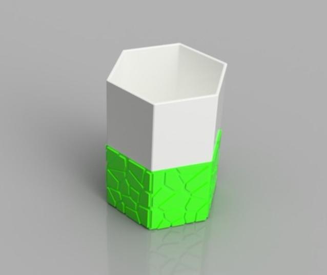 Capture d'écran 2017-09-21 à 17.56.25.png Download STL file Self-Watering Planter 2 • 3D printing template, O3D