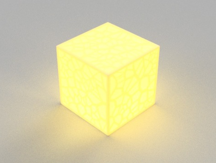 Capture d'écran 2017-09-21 à 15.35.37.png Download free STL file Voronoi Tea Light Shade • 3D print object, O3D