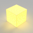 Free stl files Voronoi Tea Light Shade, O3D