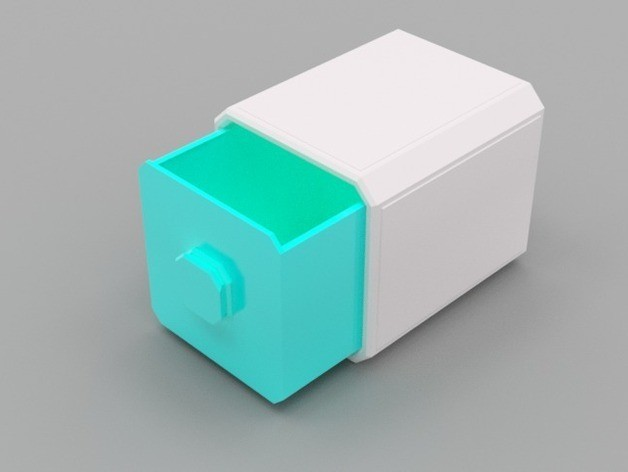 a88cd4312b6f726d3579eb1312fe1578_preview_featured.jpg Download free STL file Modular Drawers • Model to 3D print, O3D