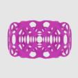 Capture d'écran 2017-09-21 à 16.27.12.png Télécharger fichier STL gratuit Bracelet Bangle de Subdivision - Large • Plan à imprimer en 3D, O3D