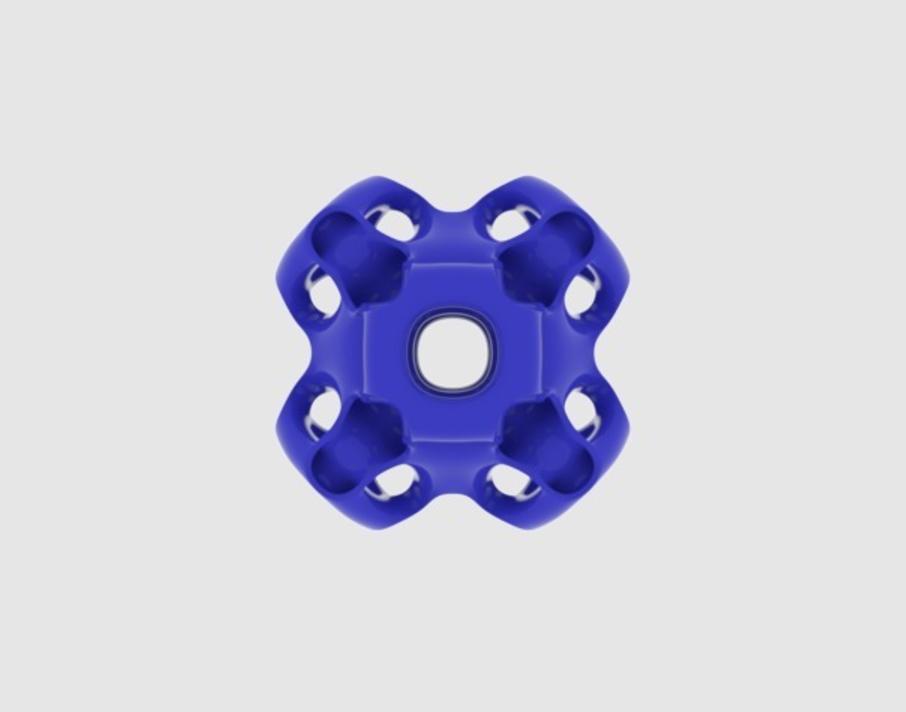 Capture d'écran 2017-09-21 à 16.23.05.png Download free STL file Cubic Gyroid • 3D print model, O3D