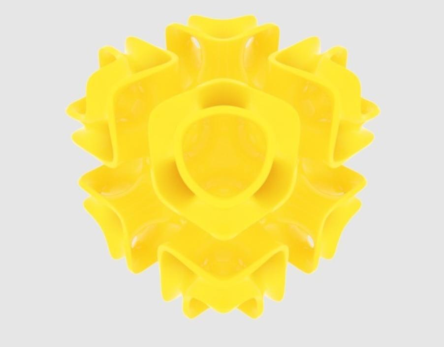 Capture d'écran 2017-09-21 à 16.23.52.png Download free STL file Cubic Lattice • 3D printable design, O3D
