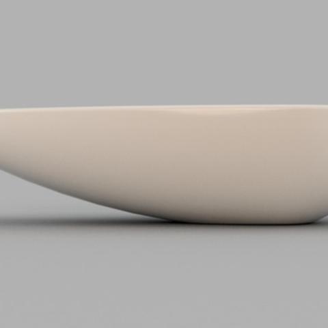 Capture d'écran 2017-09-21 à 17.48.09.png Download free STL file Avocado Bowl • 3D printing object, O3D