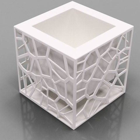 Capture d'écran 2017-09-21 à 17.21.19.png Download free STL file Voronoi Planter • 3D printer design, O3D