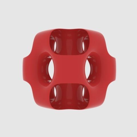 Free Ported Cube STL file, O3D