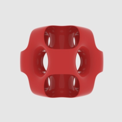 Download free STL file Ported Cube • 3D printing object, O3D