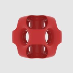 Free STL file Ported Cube, O3D