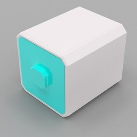 8222b8f018b73e4b3bf305e94d11f0bc_preview_featured.jpg Download free STL file Modular Drawers • Model to 3D print, O3D